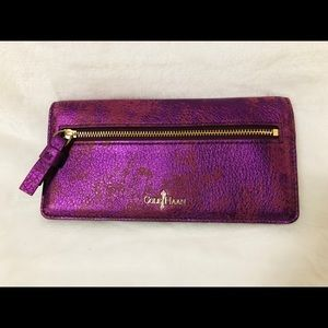 Cole Haan Metallic Wallet